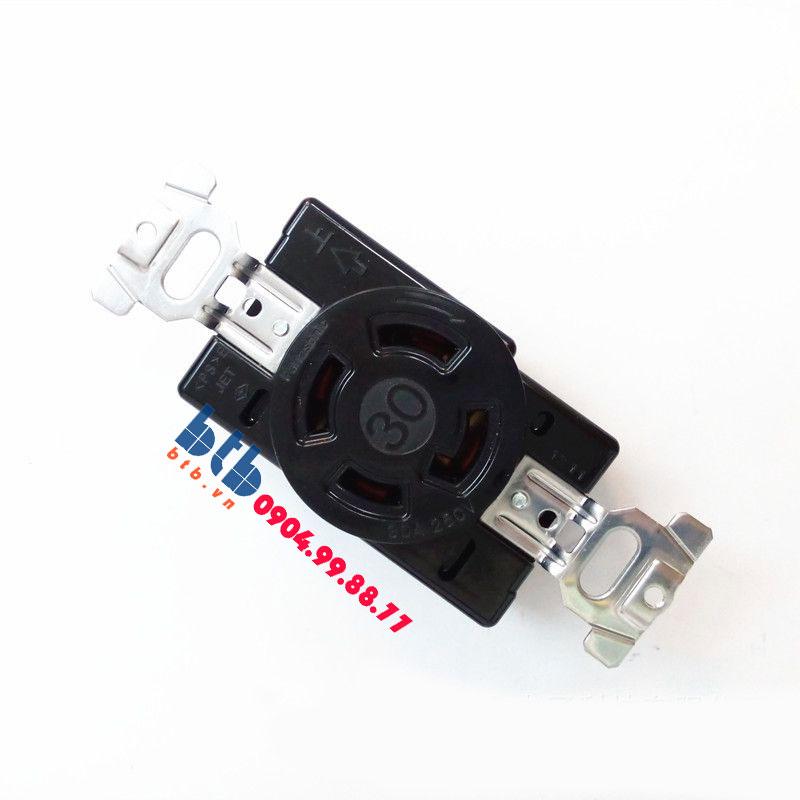 Panasonic Ổ cắm locking WF2430BK