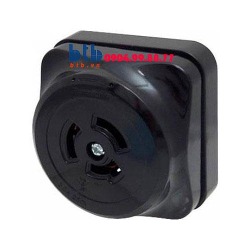 Panasonic Ổ cắm locking loại nổi, màu đen WK2320K