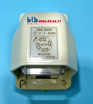 Panasonic Ổ cắm locking WK6430