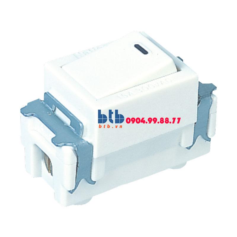 Panasonic Công tắc B 1 chiều WNV5001-7W