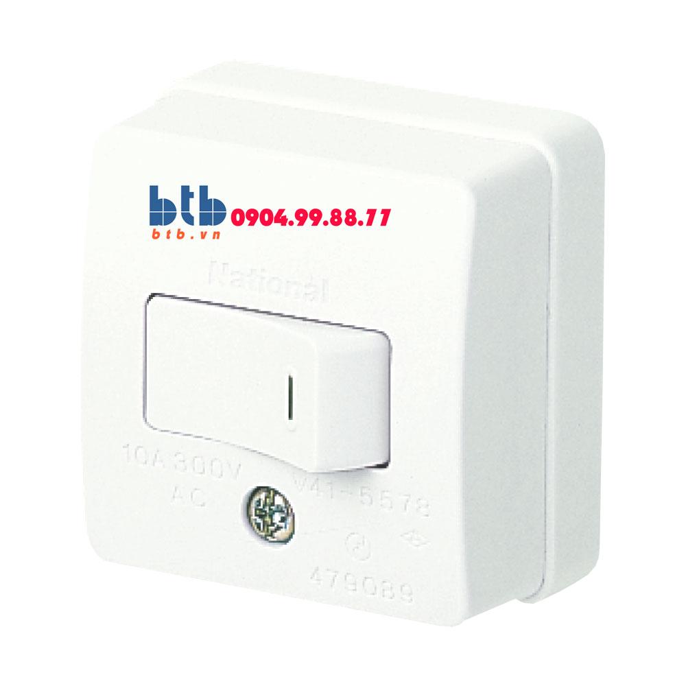 Panasonic Công tắc B 1 chiều loại nổi WSG3001