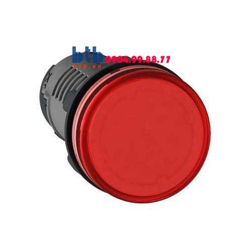 Schneider – Đèn báo ø22 24V AC/DC màu đỏ