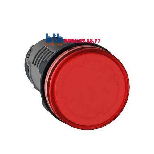 Schneider – Đèn báo ø22 110V DC màu đỏ