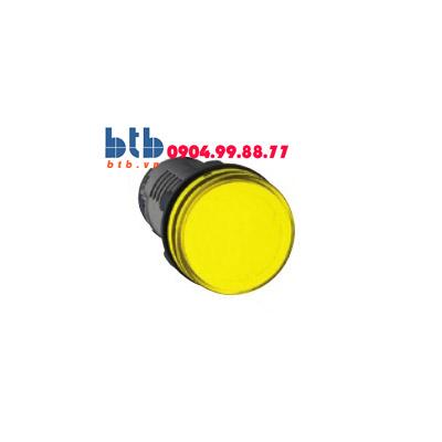 Schneider – Đèn báo ø22 110V DC màu vàng