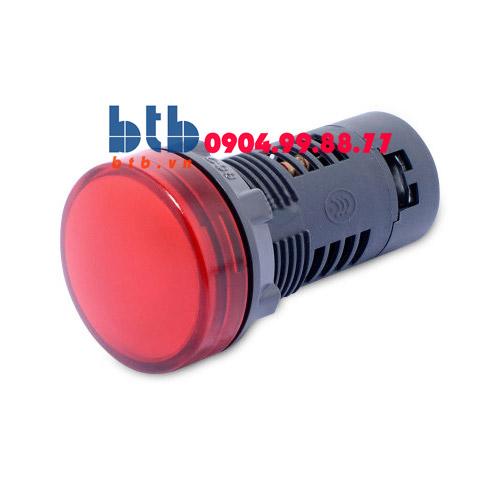 Schneider – Đèn báo ø22 220V AC màu đỏ