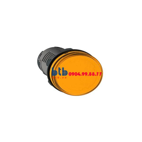 Schneider – Đèn báo ø22 220V AC màu cam