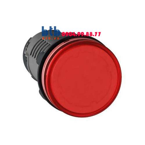 Schneider – Đèn báo ø22 220V DC màu đỏ