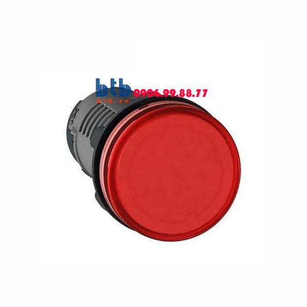Schneider – Đèn báo ø22 380V-400V AC màu đỏ