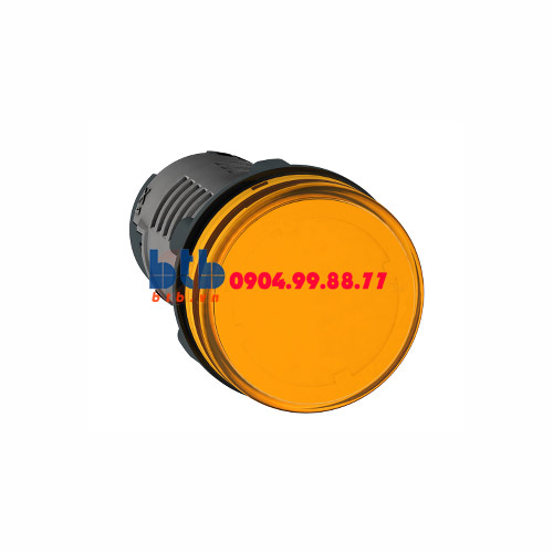 Schneider – Đèn báo ø22 380V-400V AC màu cam