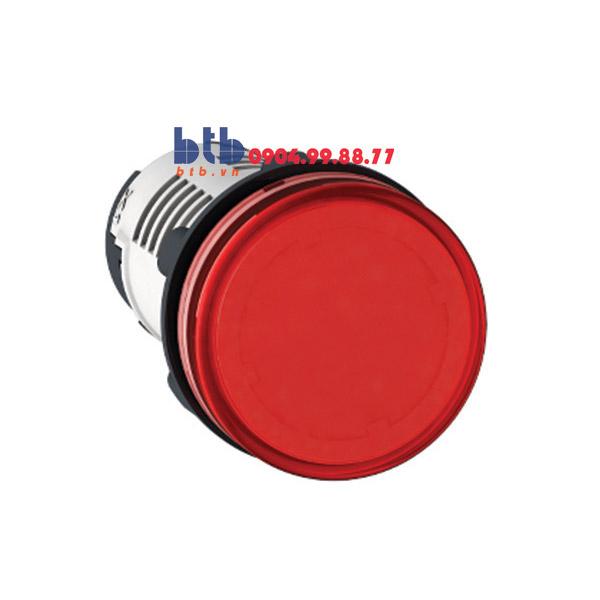 Schneider – Đèn LED điện áp 230Vac màu đỏ