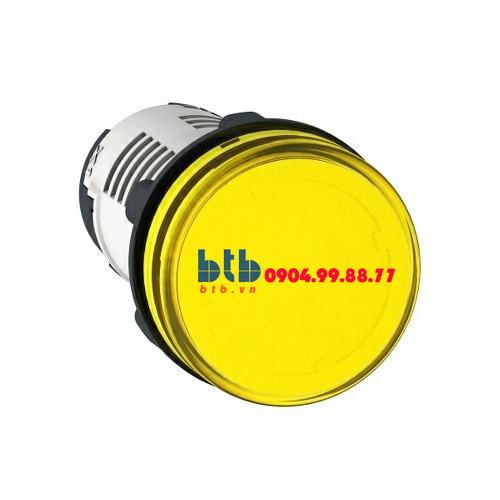 Schneider – Đèn LED điện áp 230Vac màu vàng