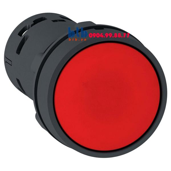Schneider – Nút nhấn nhả 22mm N/O màu đỏ