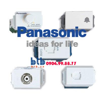 Catalogue công tắc ổ cắm Panasonic