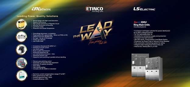 Công ty Etinco tổ chức Lead the way – Tiên phong mở lối tại khách sạn Sheraton, Hà Nội