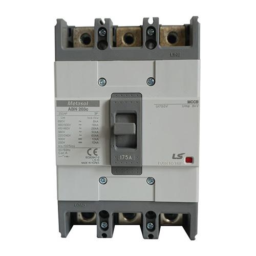 ABN203c 200A – Aptomat LS MCCB 3P 200A 30kA